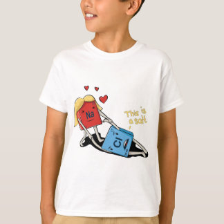 Sodium chloride T-Shirt