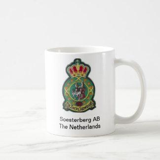 Soesterberg Air Base The Netherlands Coffee Mug