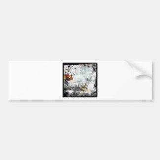 Sofa Bumper Sticker