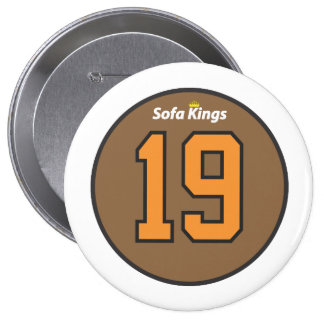 Sofa King 19 Button