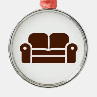 Sofa Metal Ornament