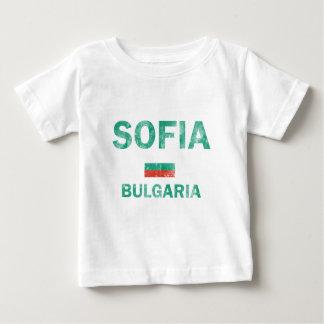 Sofia Bulgaria Designs Baby T-Shirt