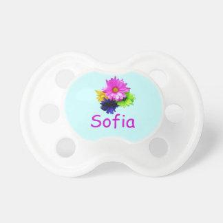 Sofia-neon flowers dummy