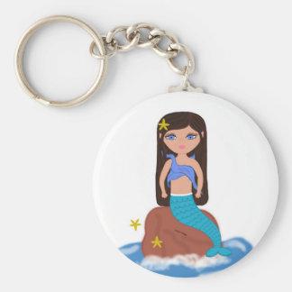 Sofia the Mermaid Keychain