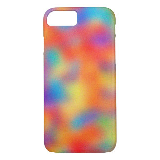 Soft Abstract Colors iPhone 7 Case