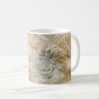 Soft and Beautiful Angel Silhouette | Coffee Mug