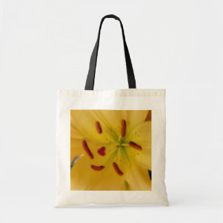 Soft and Dreamy Yellow Lily Tote Bag