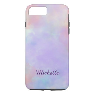 Soft and Serene Pastel Design Template iPhone 8 Plus/7 Plus Case