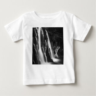 Soft and Smooth Burney Falls Baby T-Shirt