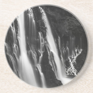 Soft and Smooth Burney Falls Coaster