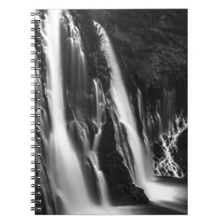 Soft and Smooth Burney Falls Notebooks