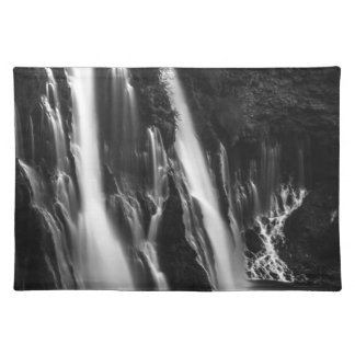 Soft and Smooth Burney Falls Placemat