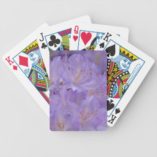 Soft and tender bicycle playing cards