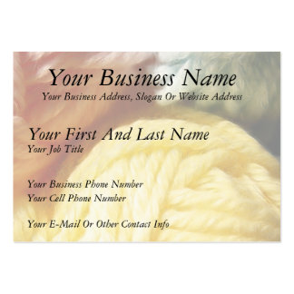 Soft Balls Of Yarn Business Card