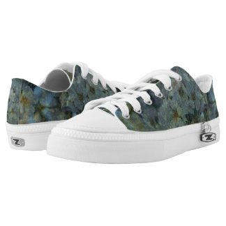 Soft Blue Orchard Low Top Sneakers