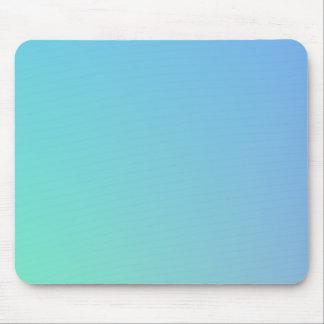 Soft Blues Mouse Pad
