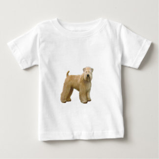 Soft Coated Wheaten Terrier (A)  - stand Baby T-Shirt