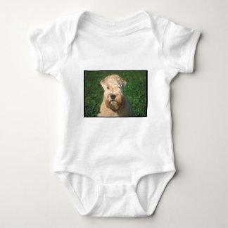 Soft Coated Wheaten Terrier Baby Bodysuit