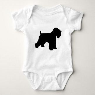 Soft-coated Wheaten Terrier Baby Bodysuit