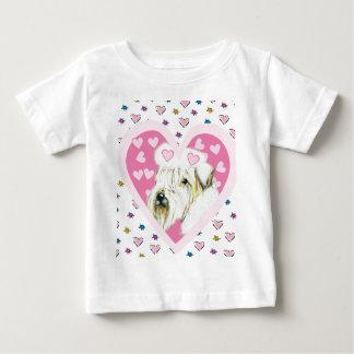 Soft Coated Wheaten  Terrier Baby T-Shirt