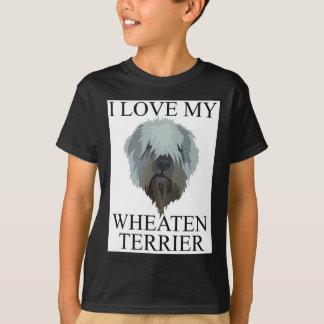 SOFT COATED WHEATEN TERRIER Love! T-Shirt