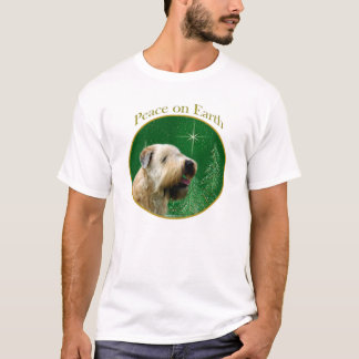 Soft Coated Wheaten Terrier Peace T-Shirt