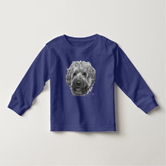 Soft-Coated Wheaten Terrier Toddler T-Shirt