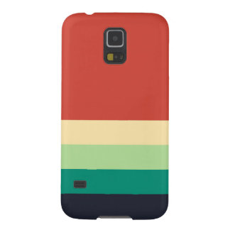 Soft Color Striped Barely There Samsung Galaxy S5 Galaxy S5 Cases