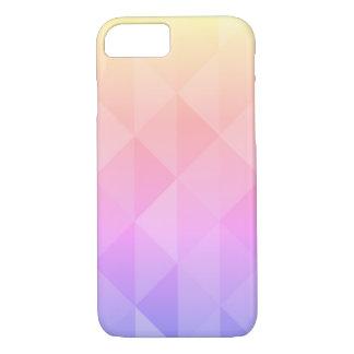 Soft colors I phone 8/7 case
