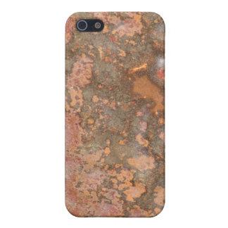 Soft Copper iPhone 5/5S Case