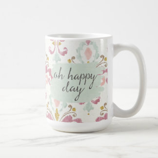 Soft Deco VI | Oh Happy Day Coffee Mug