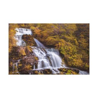 Soft Falls Canvas Print