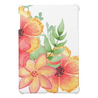 Soft Floral iPad Mini Case