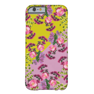 Soft Floral Print by Zala02Creations Barely There iPhone 6 Case