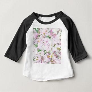 soft floral, spring (I) Baby T-Shirt