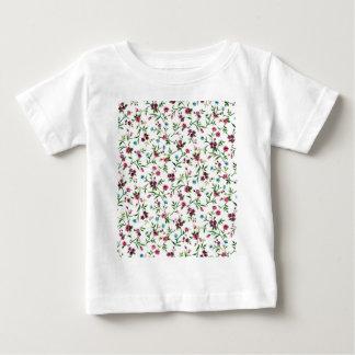 soft floral standard baby T-Shirt