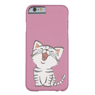 Soft Kitty Barely There iPhone 6 Case