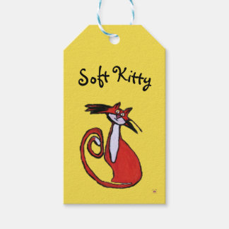 Soft Kitty - Gift Tags