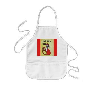 Soft Kitty - Kids Apron