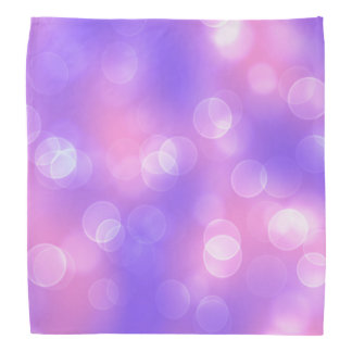 soft lights bokeh 1 bandana