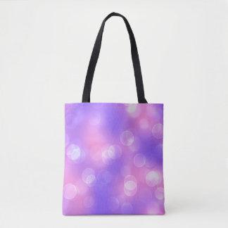 soft lights bokeh 1 tote bag