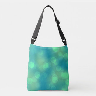 soft lights bokeh 1b crossbody bag