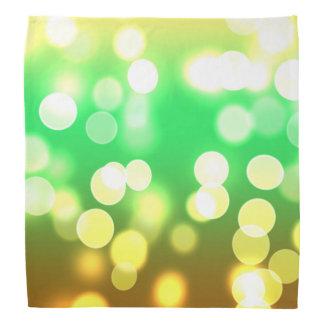 soft lights bokeh 3 bandana