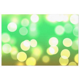 soft lights bokeh 3 tissue paper