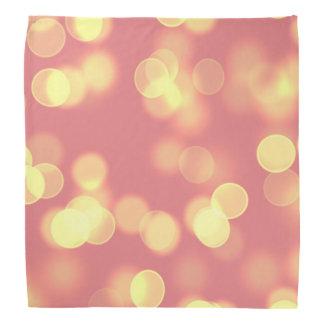 soft lights bokeh 4b bandana