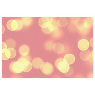 soft lights bokeh 4b tissue paper