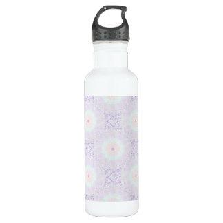 Soft Love Pastel Mandala 710 Ml Water Bottle
