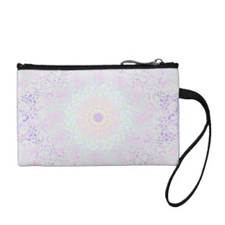 Soft Love Pastel Mandala (Big) Coin Purse