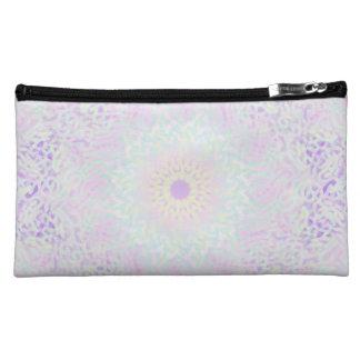 Soft Love Pastel Mandala (Big) Cosmetic Bag