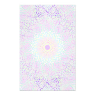 Soft Love Pastel Mandala (Big) Stationery
